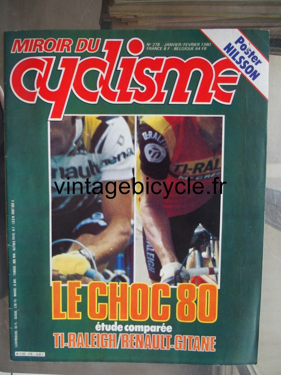 Vintage bicycle fr miroir du cyclisme 1 copier