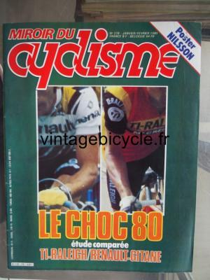 MIROIR DU CYCLISME 1980 - 01 - N°278 janvier / fevrier 1980