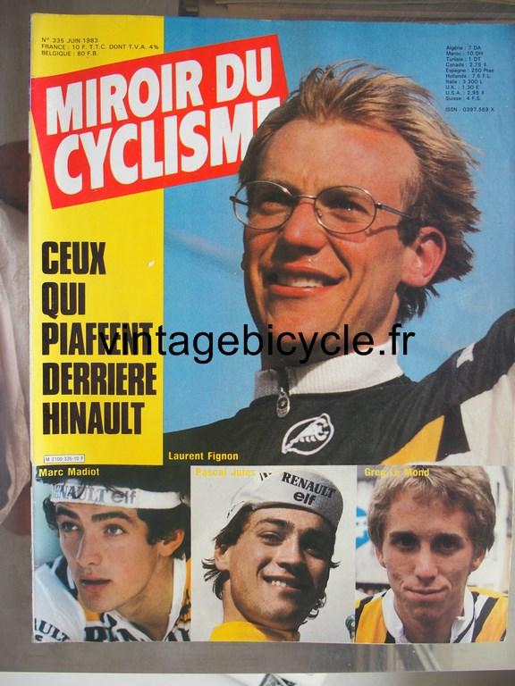 Vintage bicycle fr miroir du cyclisme 11 copier