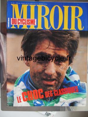 MIROIR DU CYCLISME 1984 - 04 - N°350 avril 1984