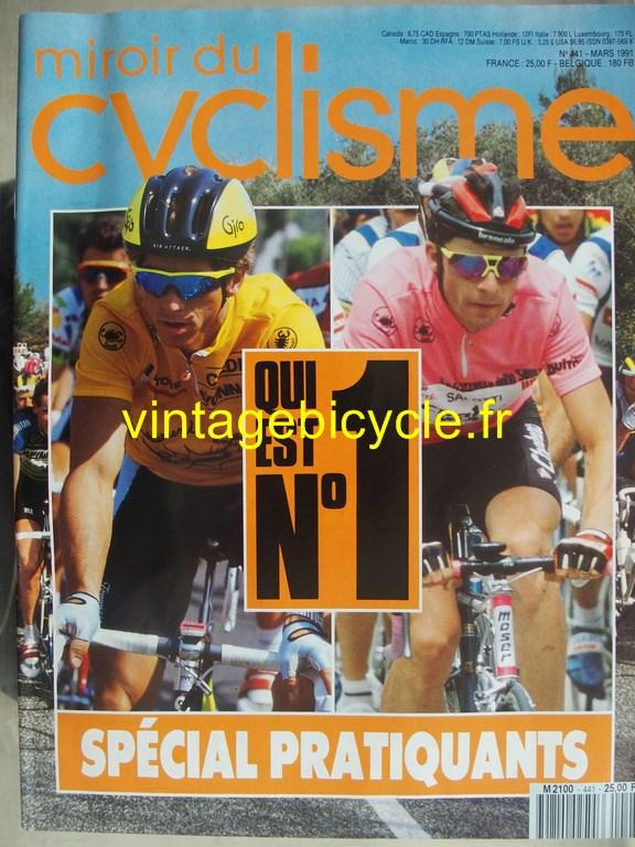 Vintage bicycle fr miroir du cyclisme 2 copier 1