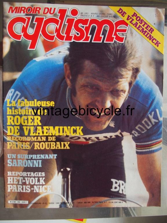 Vintage bicycle fr miroir du cyclisme 2 copier