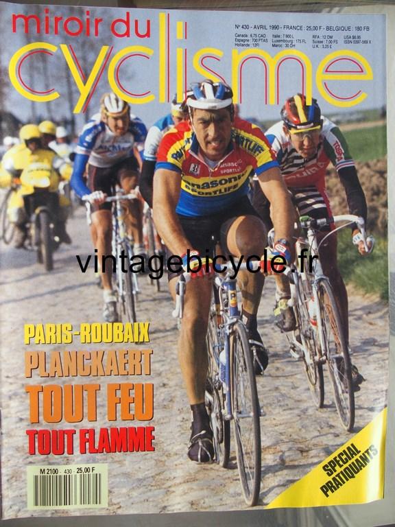 Vintage bicycle fr miroir du cyclisme 33 copier