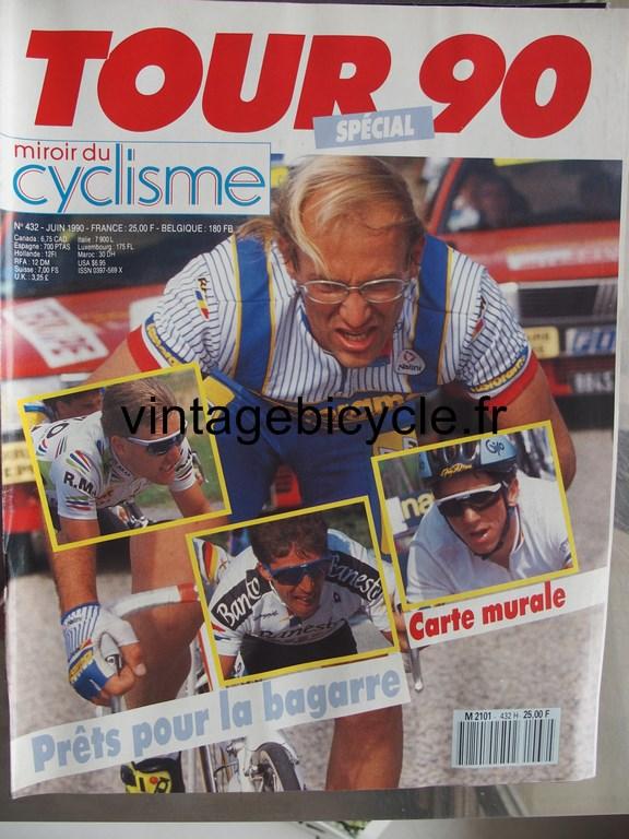 Vintage bicycle fr miroir du cyclisme 34 copier