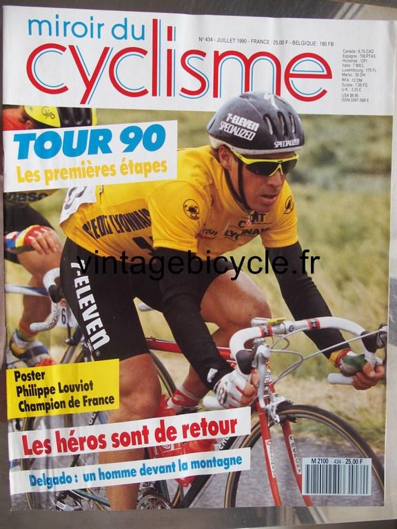 Vintage bicycle fr miroir du cyclisme 36 copier