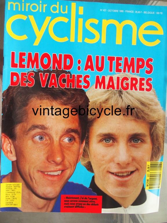 Vintage bicycle fr miroir du cyclisme 39 copier