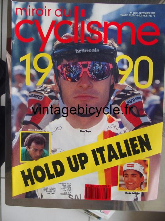 Vintage bicycle fr miroir du cyclisme 40 copier