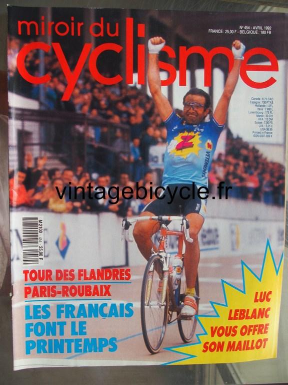 Vintage bicycle fr miroir du cyclisme 44 copier
