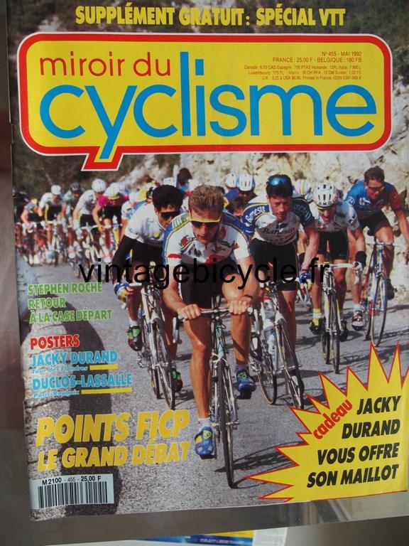 Vintage bicycle fr miroir du cyclisme 45 copier