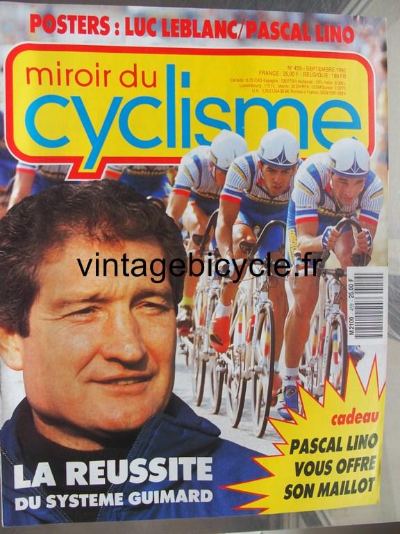 Vintage bicycle fr miroir du cyclisme 49 copier