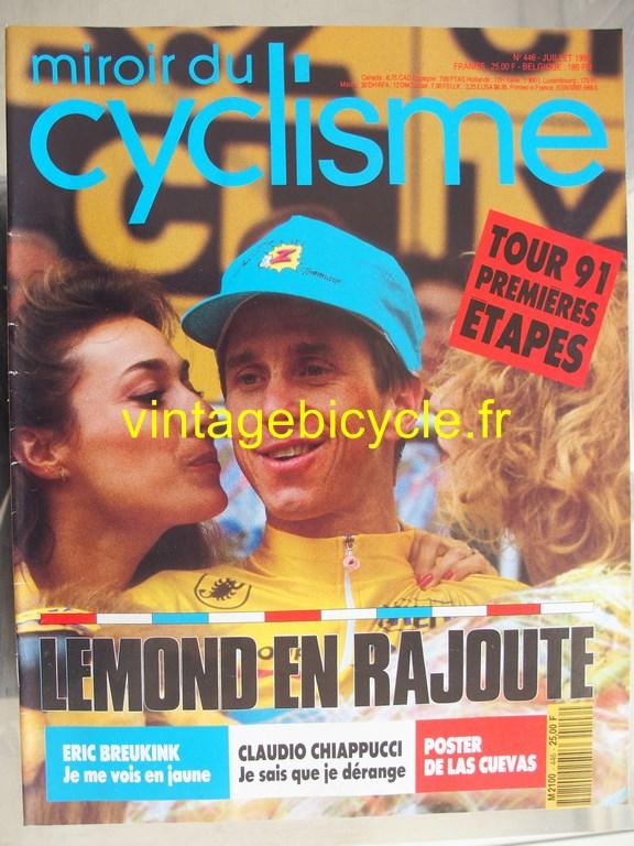 Vintage bicycle fr miroir du cyclisme 6 copier 1