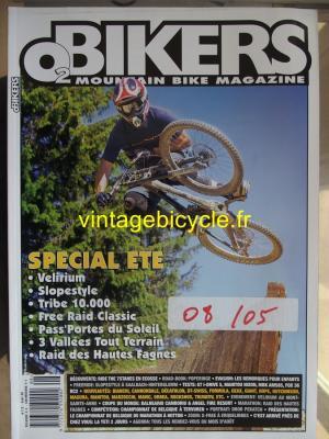 O2 BIKERS - 2005 - 08 - N°112 aout 2005