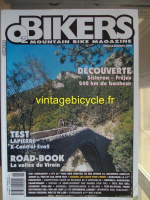 O2 BIKERS - 2004 - 11 - N°105 novembre 2004