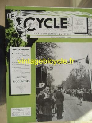 LE CYCLE 1947 - 04 - N°13 avril 1947