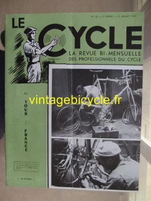 LE CYCLE 1948 - 07 - N°16 juillet 1948