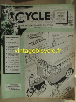 LE CYCLE 1945 - 12 - N°7 decembre 1945