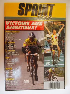 SPRINT 2000 1988 - 04 - N°88 avril / mai 1988