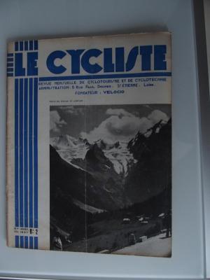 LE CYCLISTE 1937 - N°02