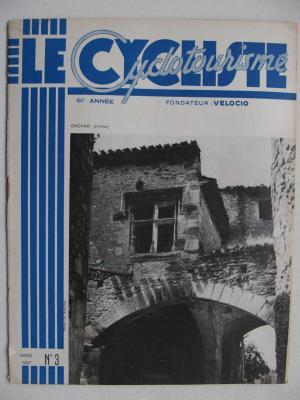 LE CYCLISTE 1947 - N°03