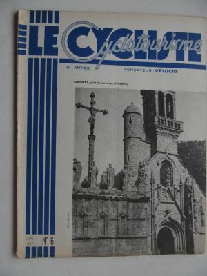 LE CYCLISTE 1947 - N°06