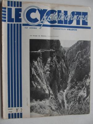 LE CYCLISTE 1948 - N°02