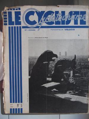 LE CYCLISTE 1947 - N°05