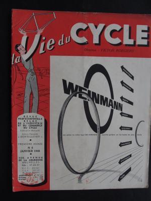 La Vie du CYCLE 1948 - 01 - N°5 Janvier 1948
