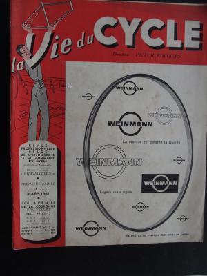 La Vie du CYCLE 1948 - 03 - N°7 Mars 1948