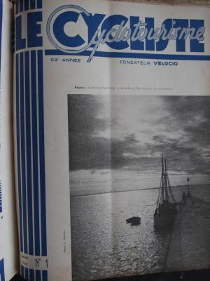 LE CYCLISTE 1948 - N°01