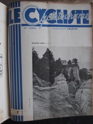 LE CYCLISTE 1948 - N°03