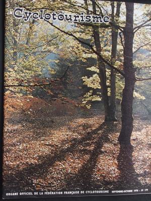 Cyclotourisme 1970 - 09 - N°179 Septembre Octobre 1970