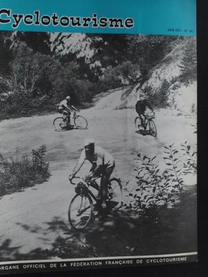 Cyclotourisme 1971 - 06 - N°187 Juin 1971