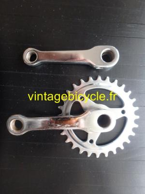 Steel Crankset 28t 105mm NOS