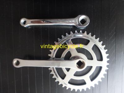 Steel Crankset 40t 150mm NOS