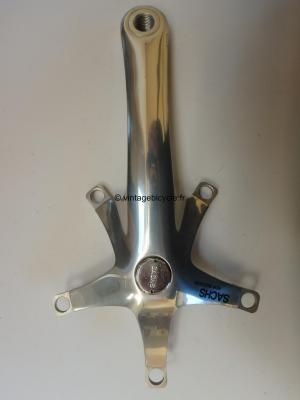 SACHS NEW SUCCESS right side crank arm 170mm NOS