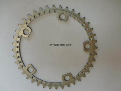 40t Chainring Aluminum bcd 130mm NOS