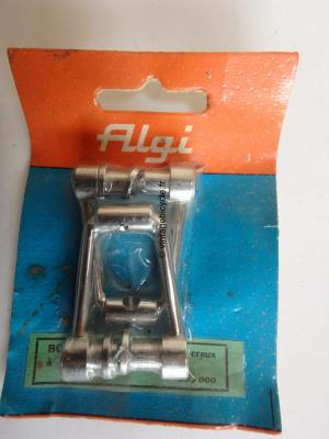 ALGI Seat Binder Bolt w brake Cable Hanger (set of 2). NOS