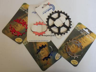 SPECIALITES TA  KHEOPS CSH alloy cog for 'Kheops'-cassette, Shimano-use. NOS