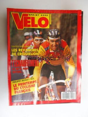 VELO SPRINT 2000 1989 - 05 - N°243 mai 1989