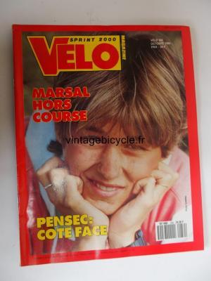 VELO SPRINT 2000 1990 - 10 - N°259 octobre 1990