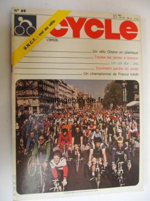 LE CYCLE l'officiel 1981 - 06 - N°69 juin 1981
