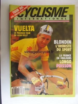 CYCLISME INTERNATIONAL 1988 - 06 - N°30 juin 1988