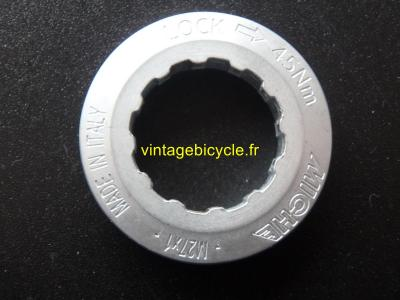 MICHE Freewheel lock ring - cassette/sprocket lock ring D:27mm