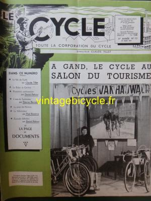 LE CYCLE 1947 - 03 - N°12 Mars 1947