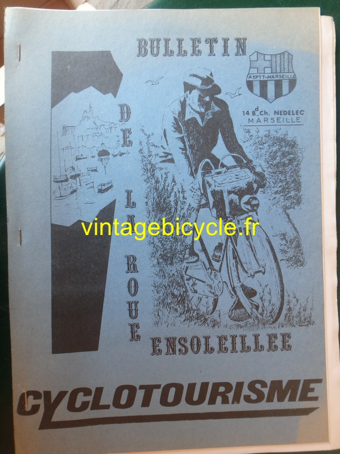 Routens vintage bicycle fr 121 copier