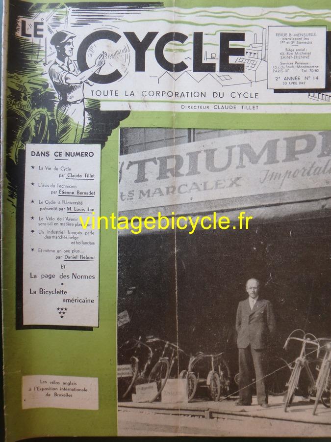 Routens vintage bicycle fr 14 copier
