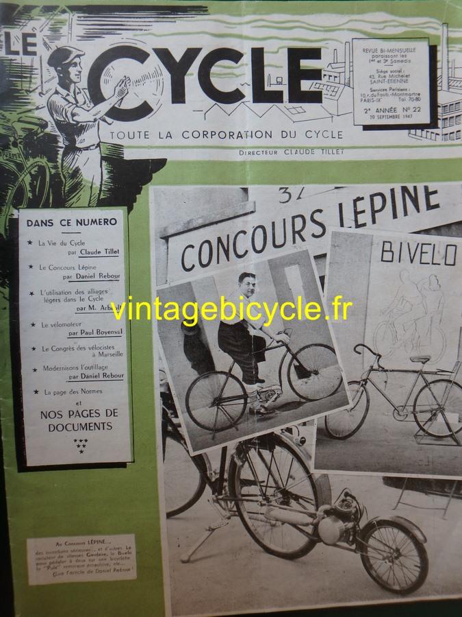 Routens vintage bicycle fr 21 copier