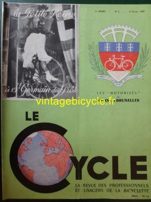 LE CYCLE 1950 - 02 - N°6 Fevrier 1950