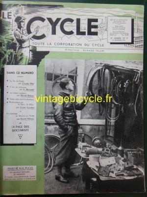 LE CYCLE 1946 - 11 - N°3 Novembre 1946