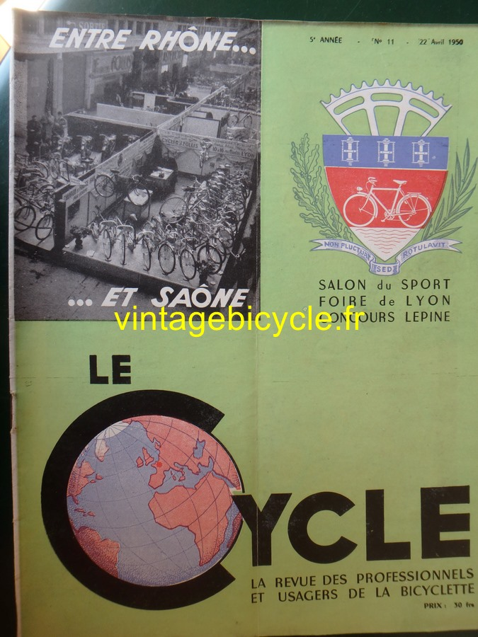 Routens vintage bicycle fr 32 copier